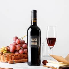 澳大利亚原酒进口红酒西拉干红葡萄酒14.5度(750ml)