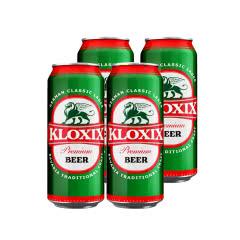 【小程序专享】科罗斯德式经典拉格啤酒500ml*4