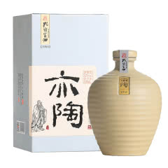 52°孔府家酒 浓香型山东白酒 亦陶6 500ml*1 单瓶装