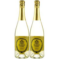 西班牙原瓶进口起泡酒 世家经典气泡酒起泡酒果味酒750ml*2