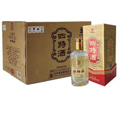 52°四特 特香型白酒 1989纪念版 500ml(6瓶装) 整箱