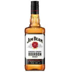 金宾洋酒(Jim Beam)进口洋酒 美国波本威士忌750ml