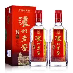 52°泸州老窖特曲500ml(双瓶装)