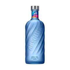 40°瑞典绝对伏特加螺旋瓶2020限量款700ml