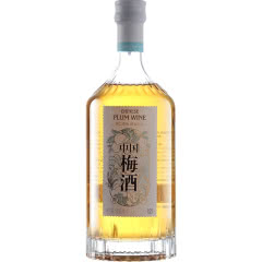 赋比兴 中国梅酒梅子味甜果酒女生青梅酒果酒女士酒520ml 青熟梅酒