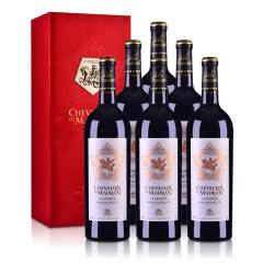 法国2015梦特骑士经典干红葡萄酒750ml*6