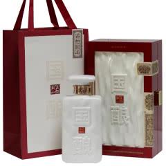 古越龙山黄酒14°国酿酒龄40年花雕酒年份酒礼盒500ml单瓶价