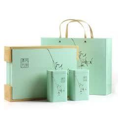 新茶云雾绿茶茶叶高山绿茶浓香型袋装散装 礼盒装250g