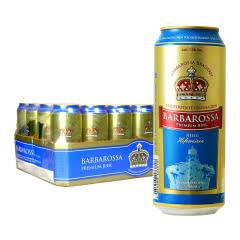 凯尔特人德国原装进口小麦白啤酒500ml*24听