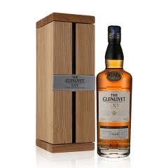 43°格兰威特25年苏格兰单一麦芽威士忌700ml