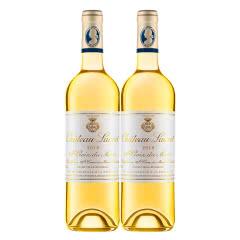 【拉蒙好礼】劳雷特酒庄波尔多AOC级法国原瓶进口贵腐甜白葡萄酒750ml*2