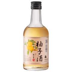 梅芝宝12°柚子酒果酒低度力娇酒女士微醺酒330ml