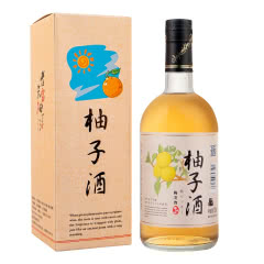 梅芝宝12°柚子酒果酒低度力娇酒女士微醺酒750ml