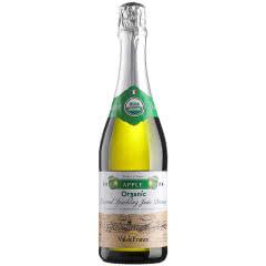 法国沃迪安原瓶进口无醇青苹果味起泡酒750ml