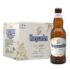 福佳白比利时风味小麦白啤酒330ml(24瓶)