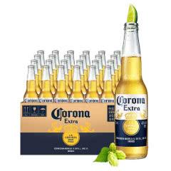 科罗娜墨西哥风味啤酒330ml(24瓶)