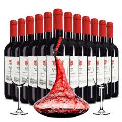 澳洲整箱红酒澳大利亚奔富洛神山庄1845红葡萄酒750ml(12瓶装)