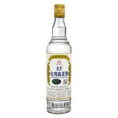 宝岛阿里山台湾高粱酒清香型纯粮食白酒600ml单瓶特价试饮