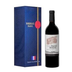 法国波尔多右岸名庄酒 富美诺庄园干红葡萄酒 法国进口红酒750ml 2001年