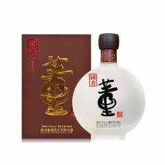 54°董酒 国香 国密董香型白酒500ml礼盒单瓶装