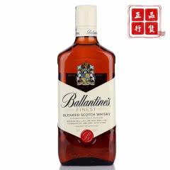 40°英国百龄坛(Ballantine's)洋酒 特醇 苏格兰 威士忌 700ml