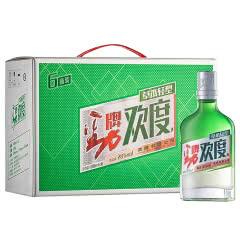 28°劲牌 中国劲酒 欢度酒果味小酒 100ml*6瓶 礼盒装