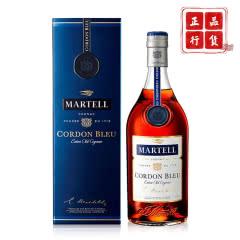 40度法国马爹利(Martell)洋酒蓝带干邑白兰地 700ml 原装进口烈酒