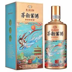 53°贵州茅台集团 茅韵酱酒 精英版 酱香型白酒 单瓶装500ml
