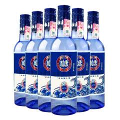 52°白水杜康KF70浓香型白酒500ml(6瓶装)