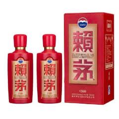 53度赖茅传禧500ml(2瓶)