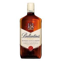40°英国百龄坛特醇苏格兰威士忌1000ml(1L)