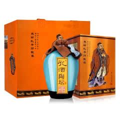 52°孔府家酒孔酒陶坛精装版浓香型500ml
