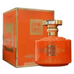 53°贵州迎宾酒 至酿 酱香型白酒 单瓶装500ml【四款颜色随机发或下单备注】