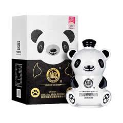 白水杜康 年份封坛熊猫经典酒 52度 浓香型白酒 500ml
