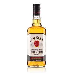 40°美国金宾波本 威士忌750ml