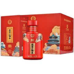 永丰牌 北京二锅头42度清香型白酒(中国印)整箱装红瓶500ml*6瓶